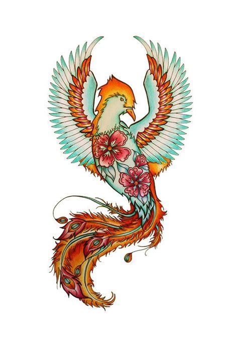 temporary tattoo phoenix  marie massolin kick ass