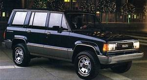 Isuzu Trooper 1988  Review  Amazing Pictures And Images