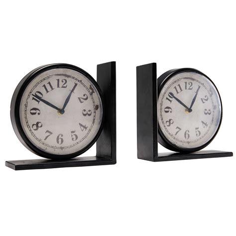 horloges serre livres larry maisons du monde