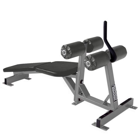 Hammer Strength Decline  Abdominal Bench  Life Fitness