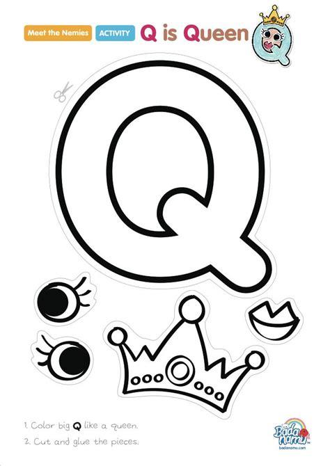 1000 ideas about letter q crafts on preschool 507 | 0e40c199de520cee1a904b0bc29fc8ff