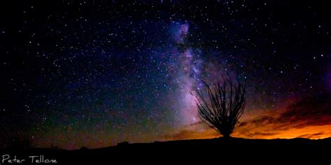 The Hdr Image Milky Way
