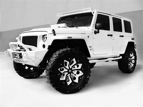 custom jeep white 2016 jeep wrangler unlimited nav leather custom white