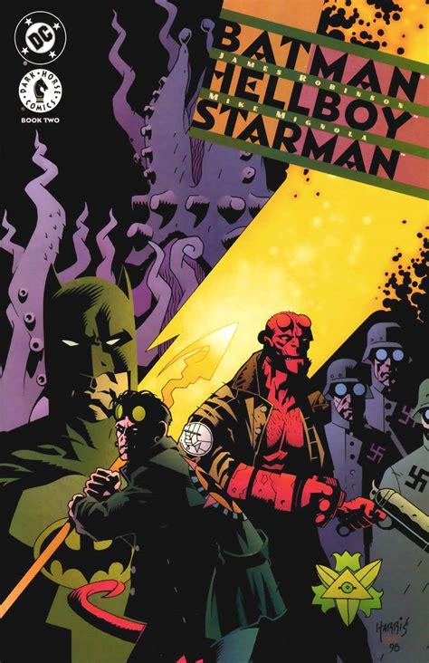 batmanhellboystarman vol   dc comics  wikia