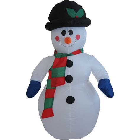 outdoor cheap giant inflatable holiday christmas fiber