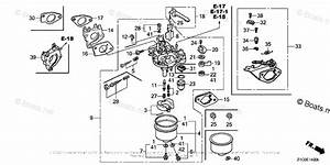Honda Small Engine Parts Gx390 Oem Parts Diagram For