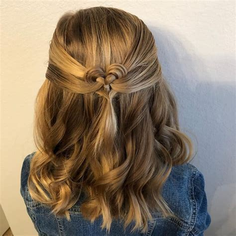 cutest hairstyles   girls   occasion