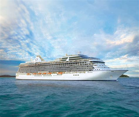 Riviera Is Oceania Cruisesu2019 Latest Luxury Cruise Liner
