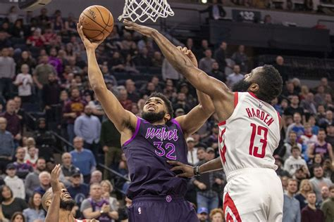 Kèo bóng rổ - Minnesota Timberwolves vs Houston Rockets ...