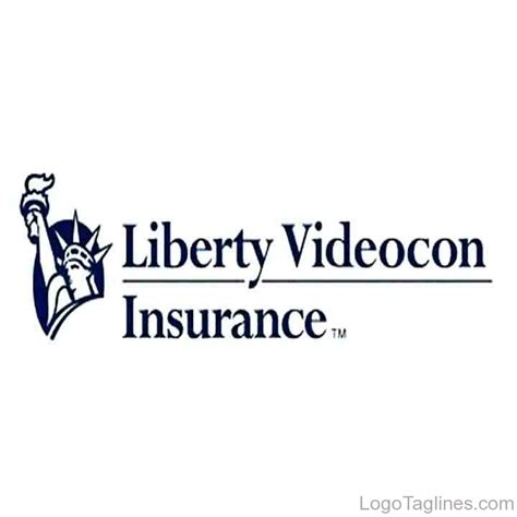 Is a known player in the general insurance space. Liberty General Insurance Logo and Tagline