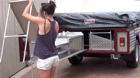 cer trailer kitchen ideas scrubbers cer trailers kitchen