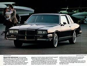 1983 Pontiac Grand Prix - Information And Photos