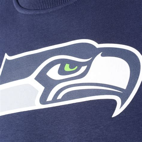 era sweatshirt seattle seahawks logo blau kaufen