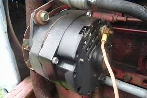 How To Wire An Alternator On A Tractor