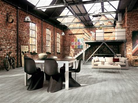 Rustic Industrial Interior Design Exles by Rustic Design Ideas For Living Rooms Industrial Warehouse