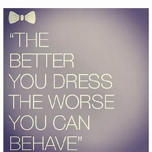 Ladies always l... Fashion Glamour Quotes