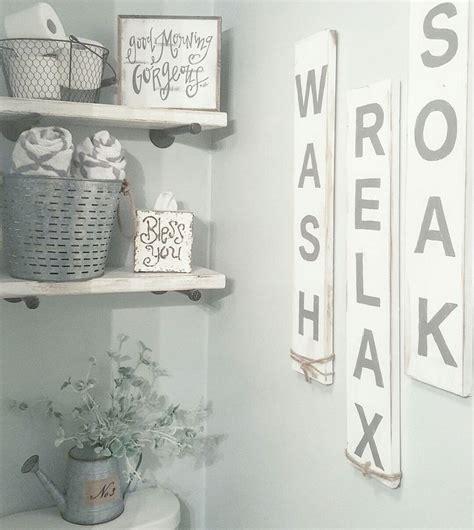 ideas for bathroom wall decor best 25 bathroom signs ideas on bathroom