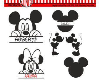 item  unavailable mickey mouse monogram disney font  disney scrapbook