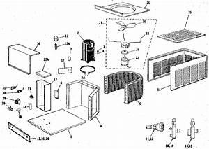 Rheem Raeao Central Air Conditioner Parts