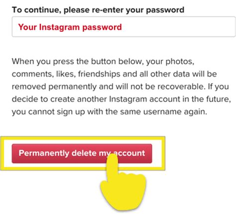 how do i permanently delete apps from my iphone how to permanently delete your instagram account step