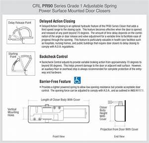 Crl Pr90a Crl Adjustable Spring Power Size 1 To 6 Cast
