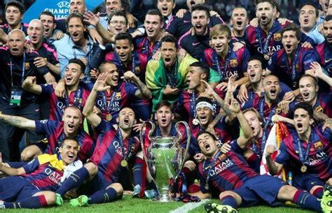 reasons  barcelona  win  uefa champions league