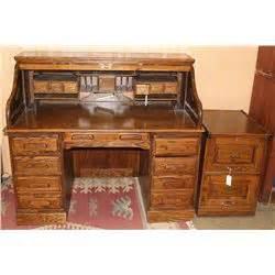 oak crest roll top desk key oak roll top desk and file cabinet