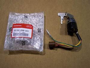 Honda Main Switch For Ct70a 76   Hk1  K1