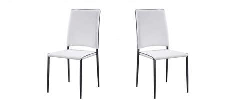 chaise blanche de cuisine chaise cuisine chaise pliante couture