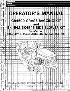 Lawn Mower Accessory