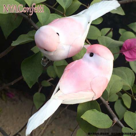 buy pcsdecorative pink love bird