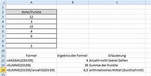 Notendurchschnitt Berechnen : notenberechnung excel 11 klasse fos bayern mit dem 15 punkte system computer schule mathe ~ Themetempest.com Abrechnung