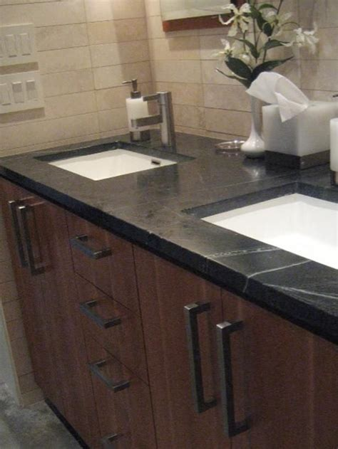 Soapstone Bathroom Countertop by 9 Best Images About Soapstone On Bathroom