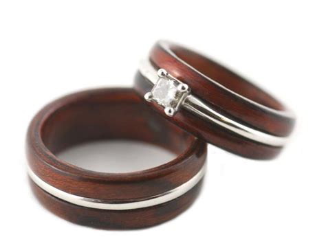 Gallery Of Custom Wood Rings