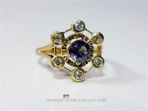 sijs garnet diamond galaxy ring singapore island