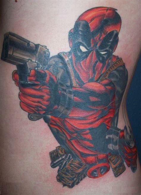 deadpool tattoos designs ideas  meaning tattoos