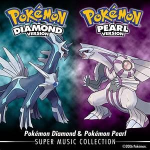 Pokémon Diamond & Pokémon Pearl: Super Music Collection ...