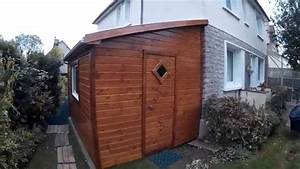 construction d39un abri ou d39une cabane de jardin youtube With monter une cabane de jardin