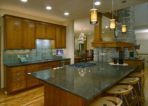 Custom Backsplashes For Kitchens : How To Save Money On A Custom Kitchen Backsplash
