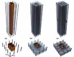 Mathematical Models Of The Benchmark Buildings   A