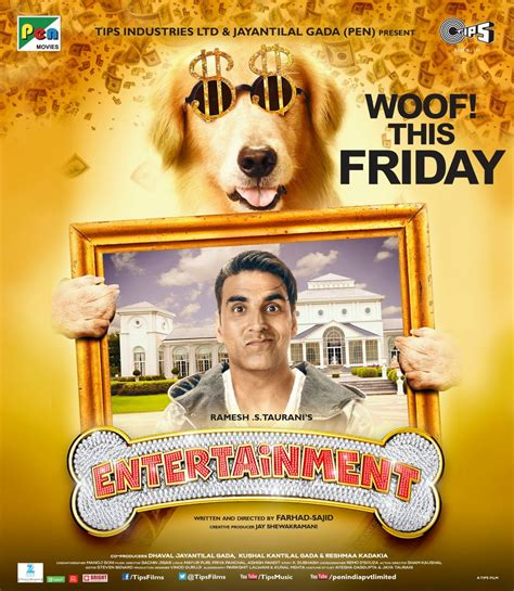 'Entertainment' Movie Review: Akshay Starrer is Not at all ...