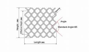 Diamond Wire Mesh Features And Application