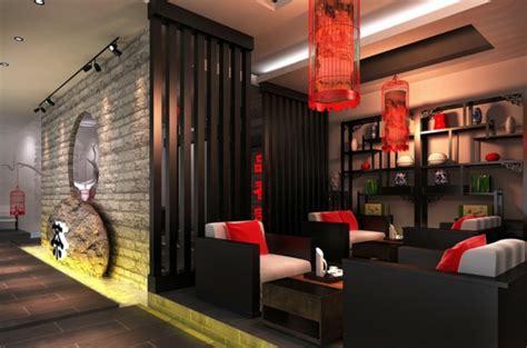 chambre thailandaise déco cuisine chinoise