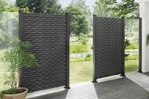 Sichtschutz Balkon Glas : sichtschutz glas garten ~ Indierocktalk.com Haus und Dekorationen