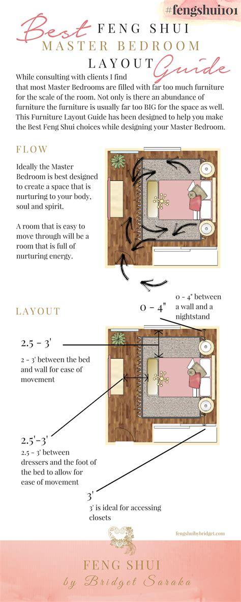 feng shui master bedroom layout guide fengshui