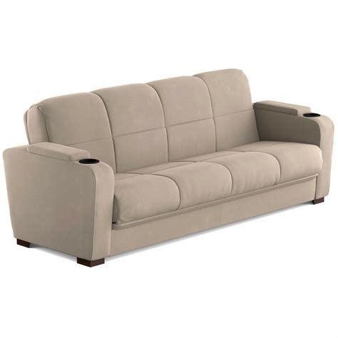 Sofa Bed Cup Holder sofa with arm storage cup holders bed living room