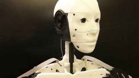 roboter aus dem  drucker videogolemde