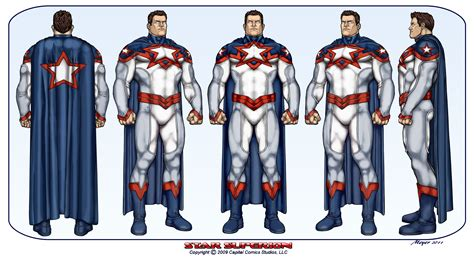 Star Superion: Elite by CapitalComicsStudios on DeviantArt