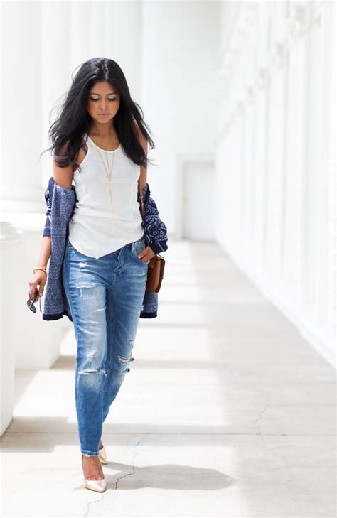 Early Fall Outfits With Cardigans You Will Love To Copy - fashionsy.com