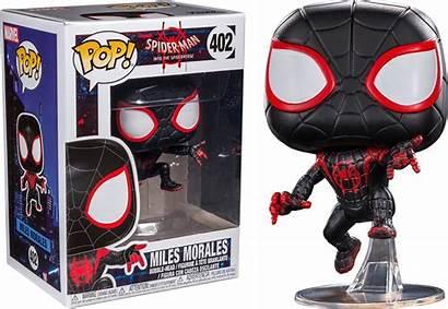 Spider Miles Morales Pop Funko Verse Into